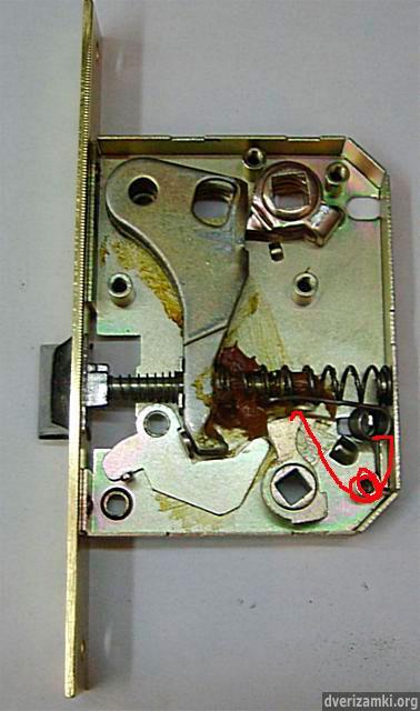 https   www.dverizamki.org image pictures a0000d1ff15527de51b790a318d43dd0.  Как поставить пружину в защелку Palladium 170  f459805628b59