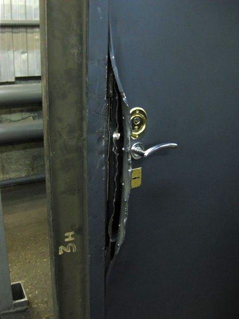 Состояние двери.